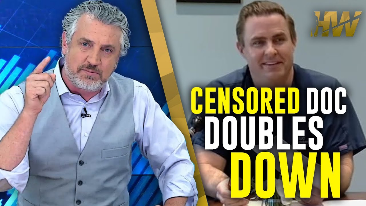 CENSORED DOC DOUBLES DOWN