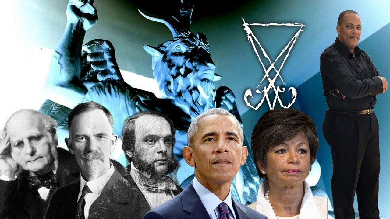 SYNAGOGUE OF SATAN: THE ARCHITECTS OF INVERSION (Part 2) with Special Guest Bishop Larry Gaiters
