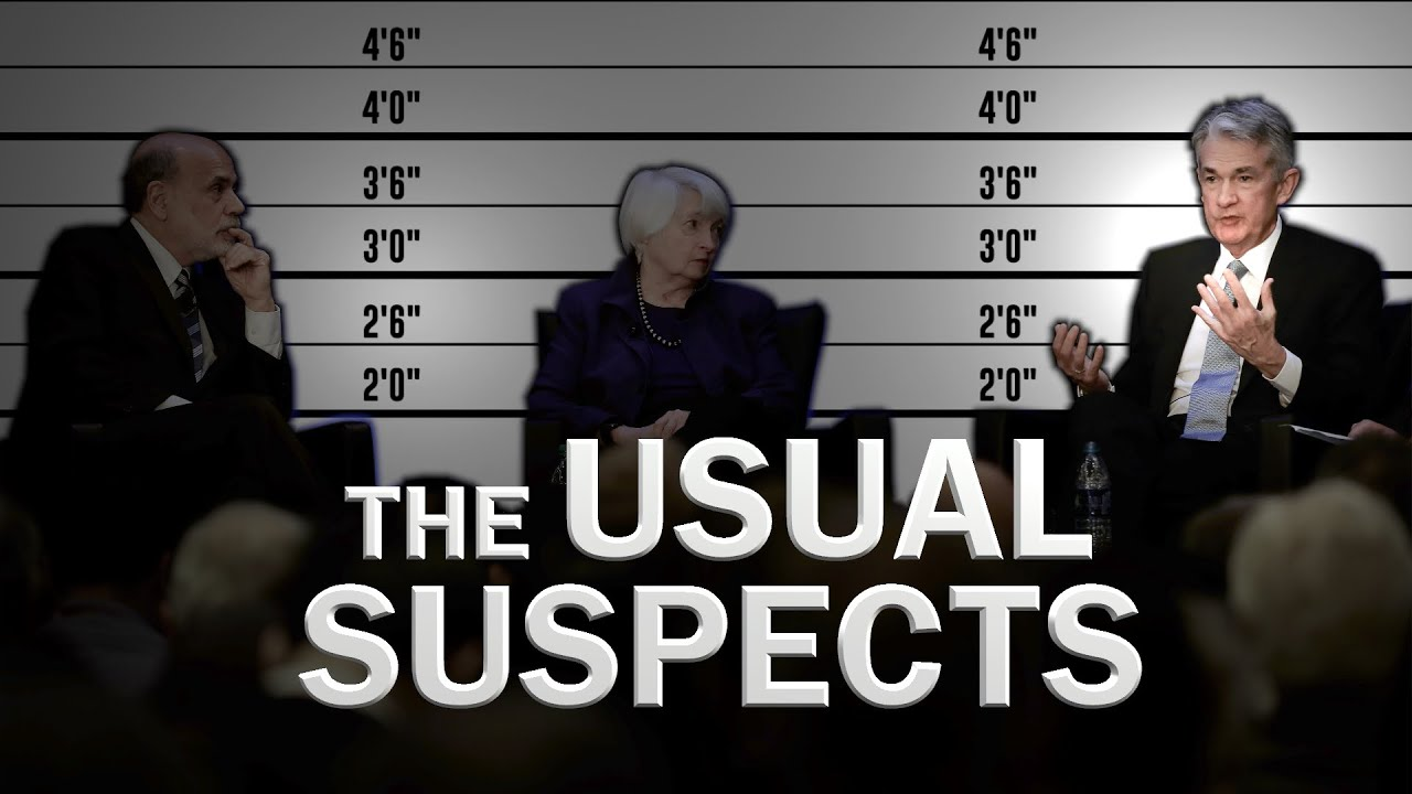 Is Jerome Powell the Real Keyser Soze?