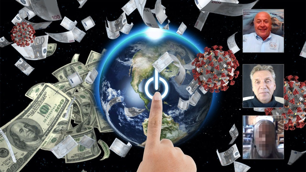 Ole Dammegard Dr. Charles H Ward & Cody Snodgres Reveal the Global Financial Reset Covid-19 Decoy
