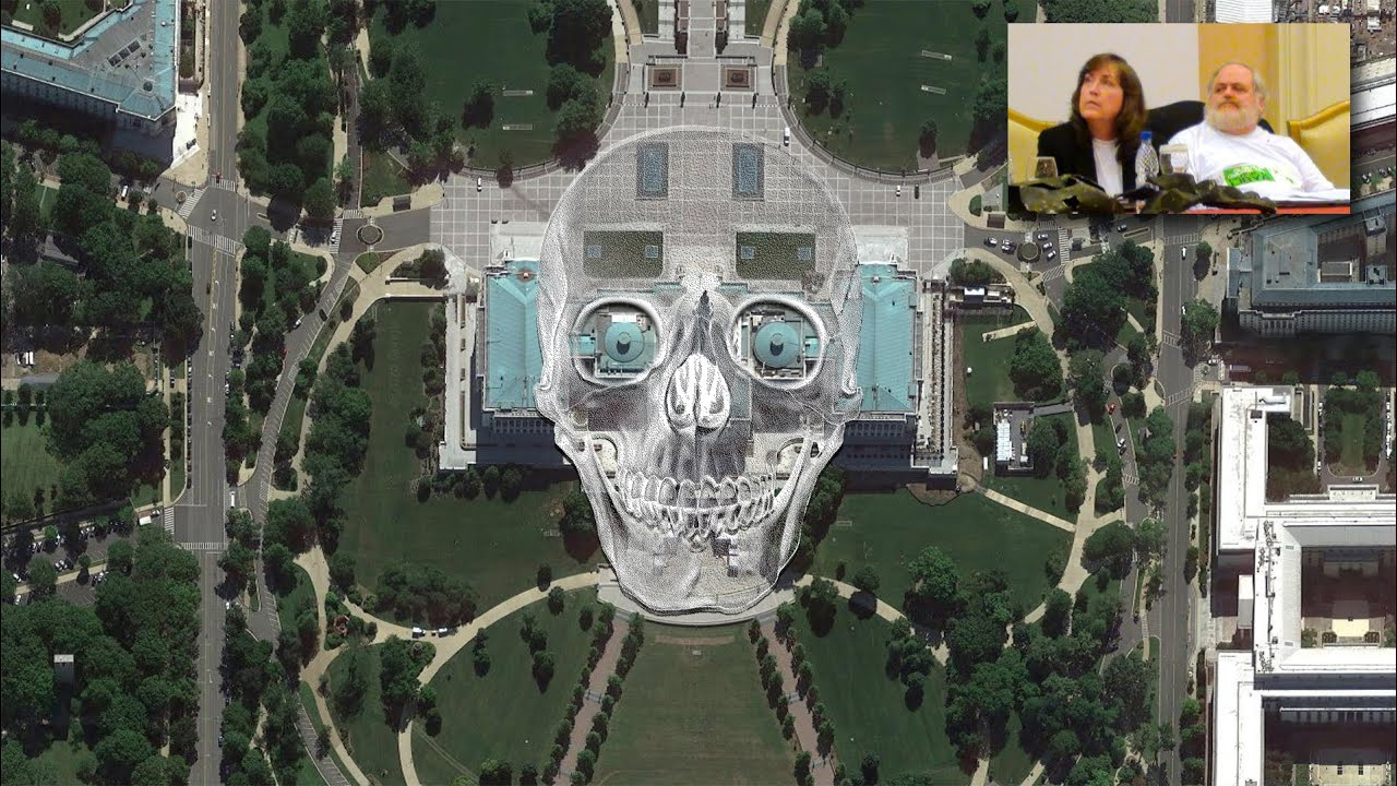 The Washington D.C. Swamp is the Seat of the Evil Empire with Special Guests Jimmy & JoAnne Moriarty