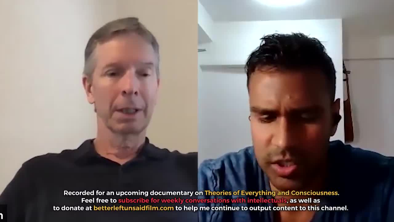 Donald Hoffman on the fundamental nature of consciousness (MASSIVE technical analysis)