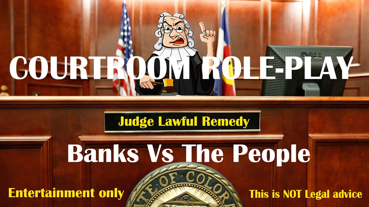 Courtroom Role-play Remedy