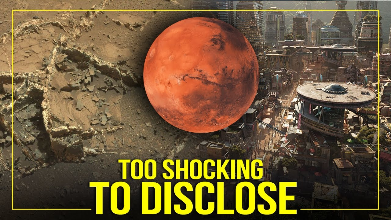 The Evidence Of An Ancient Martian Civilization Is Undeniable... (Mars Was Occupied!)