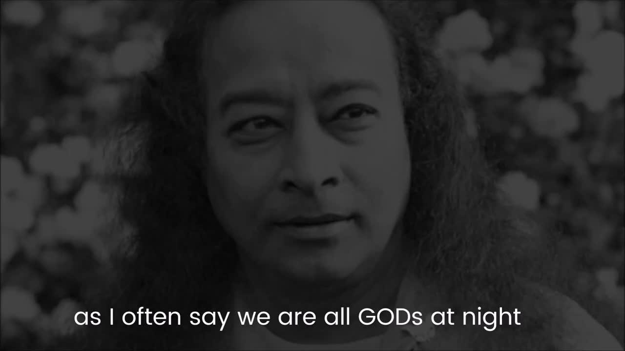 Paramahansa Yogananda Live Audio Speech | He is the Cleverest  Who Finds God Part 1