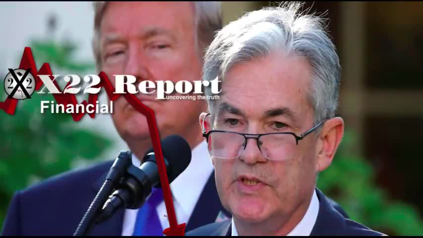 Ep. 2389a - The [CB] Is Doing Exactly What Trump Wants, Control