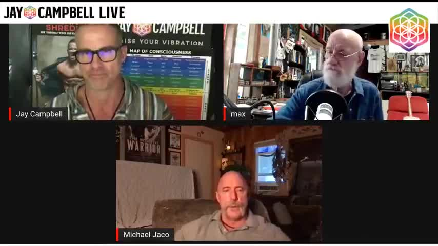 Living in Resonance: A Conversation On Consciousness with Max Igan