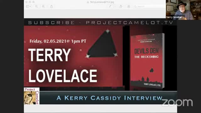TERRY LOVELACE: AIR FORCE ALIEN ABDUCTION: 2ND BOOK THE RECKONING