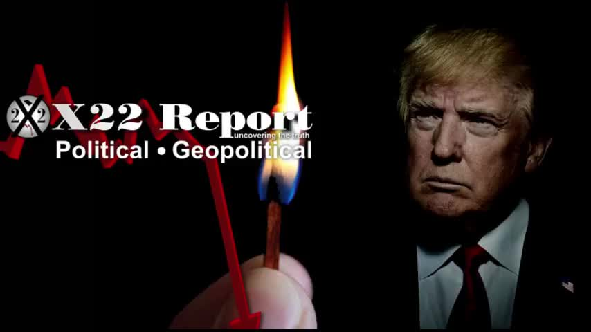 Ep. 2402b - Patriots Will Not Telegraph Moves To The Enemy, But Will Light A Fire To Flush Them Out