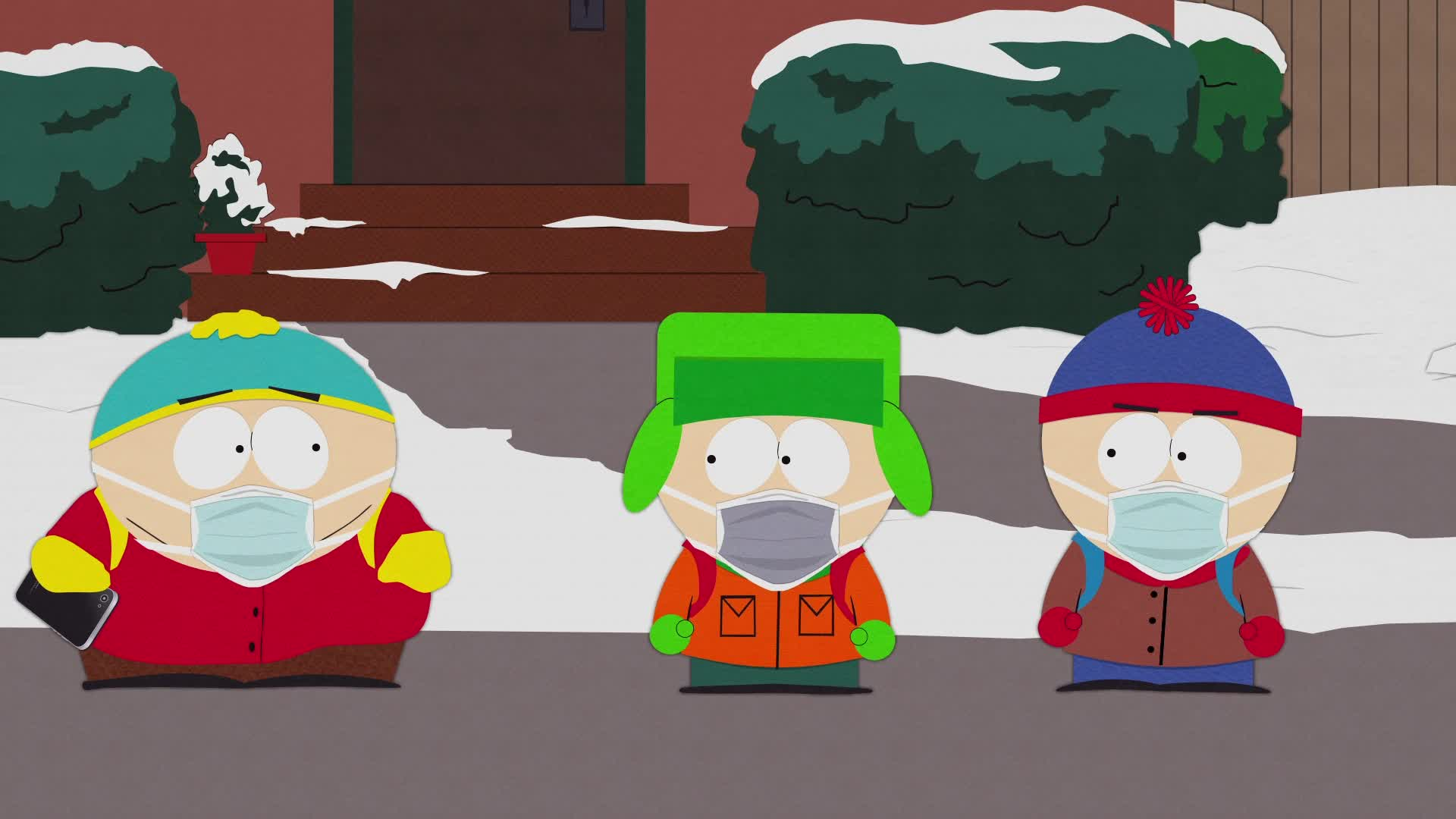 South Park | South ParQ Vaccination Special | E 2402 | HDSS2402Z eng | Version: 1033843 | Comedy Central S7