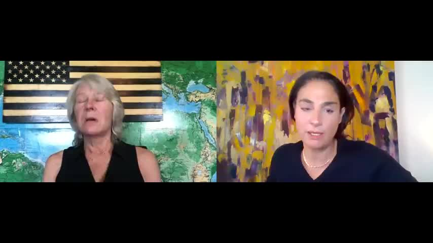 Mel K is honored to have the Incredible Cathy O'Brien CIA MK ULTRA Survivor Whistleblower 3-8-2021