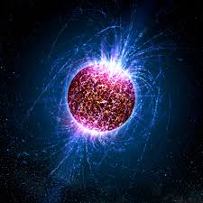 Image of proton and electron charge