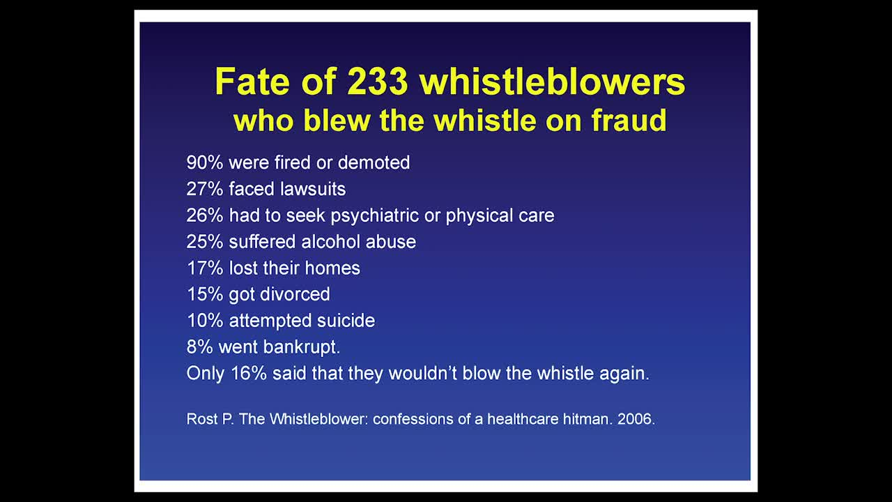 Peter C. Gøtzsche: Death of a Whistleblower and Cochrane's Moral Collapse